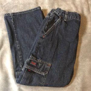 Wrangler Boy's Jeans size 10 Husky